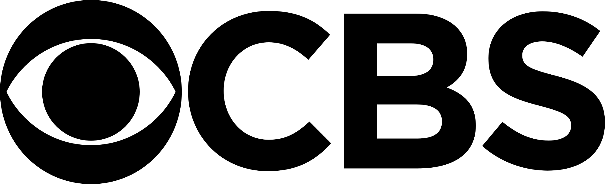 CBS Logo - File:CBS logo.svg - Wikimedia Commons