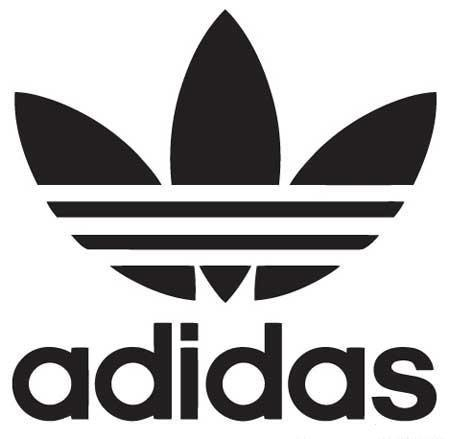 Adidas Logo - Adidas Logo - Die Cut Vinyl Sticker Decal – Sticky Addiction