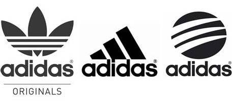 Adidas Logo - Adidas Logo Transformations | Think Marketing