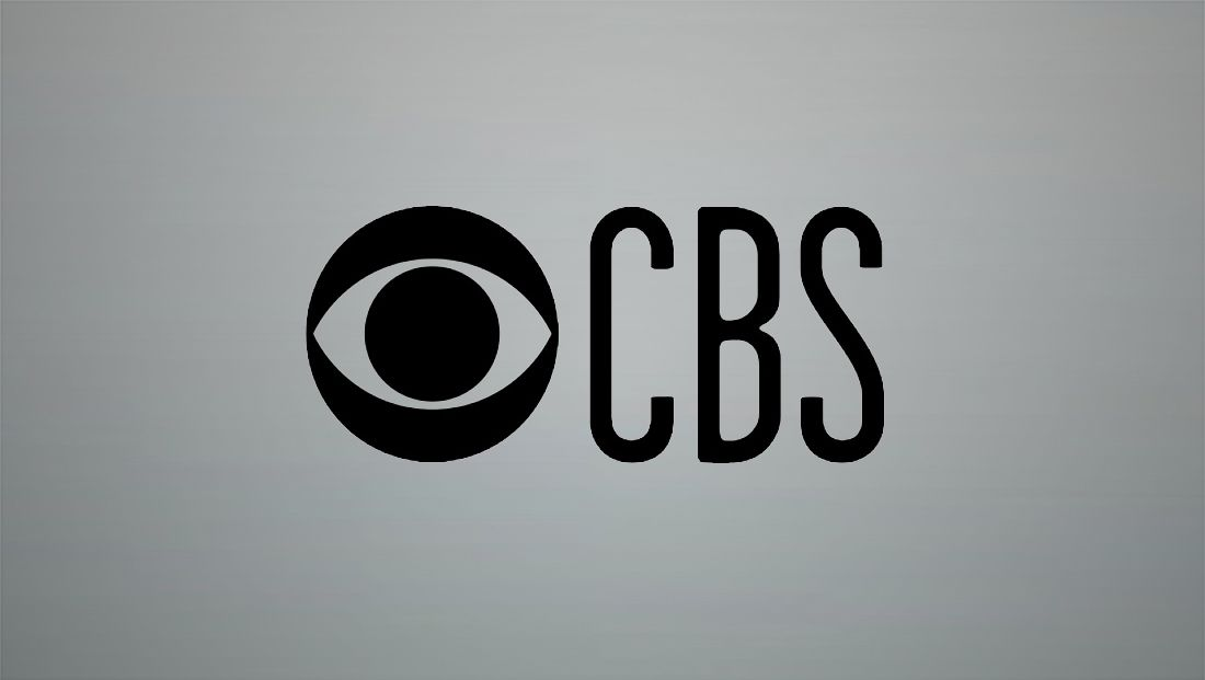 CBS Logo - CBS goes narrow in updated graphics package - NewscastStudio