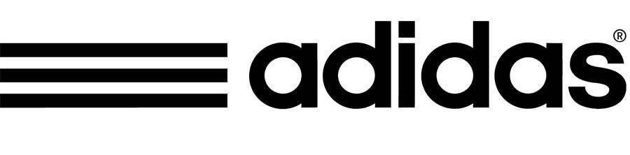 Adidas Logo - The History of the Adidas Logo - Web Design Ledger