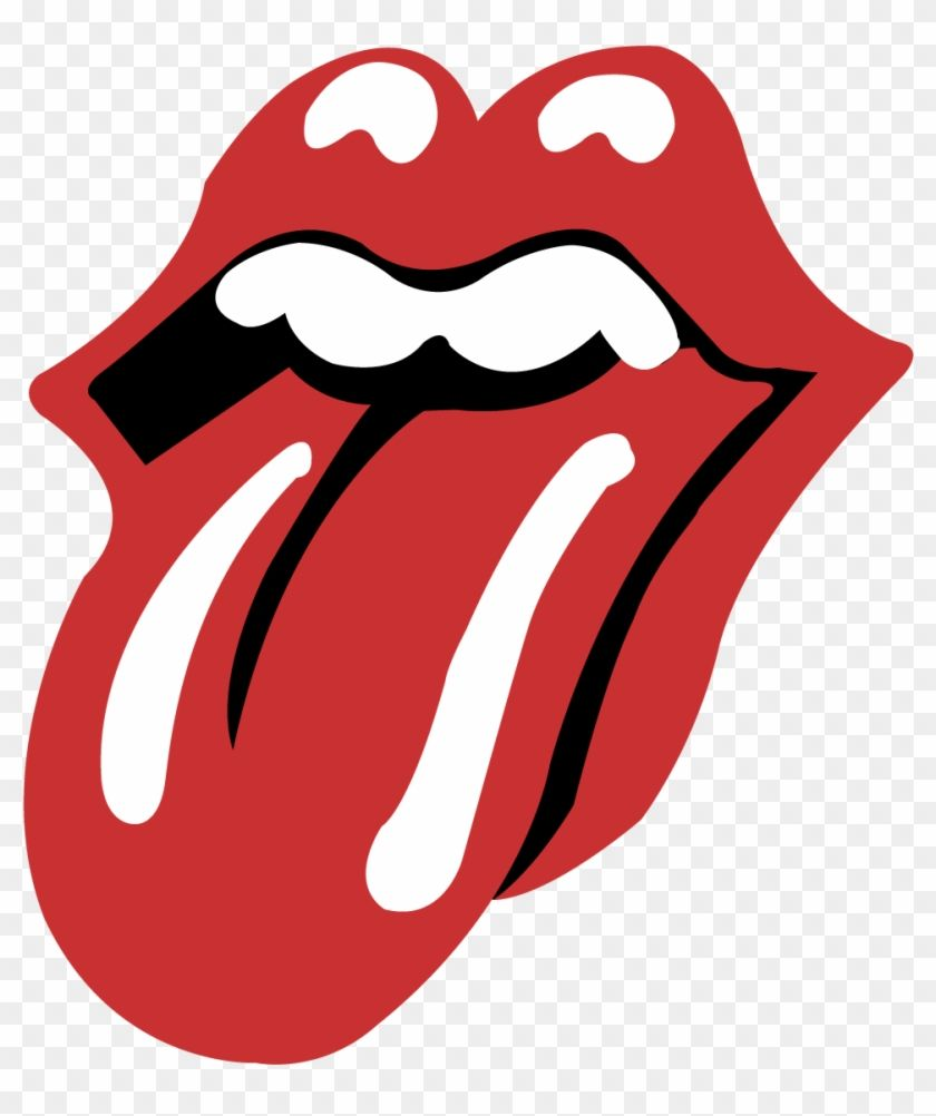 Rolling Stones Tongue Logo - Rolling Stones Tongue Lips Logo Vector - Rolling Stones Tongue Logo ...