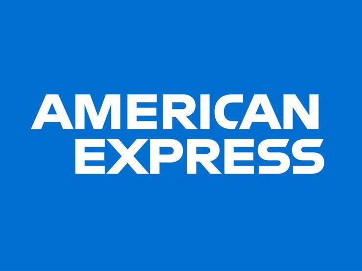 "American Express Logo - Pentagram gives American Express a more ""cohesive"" look"