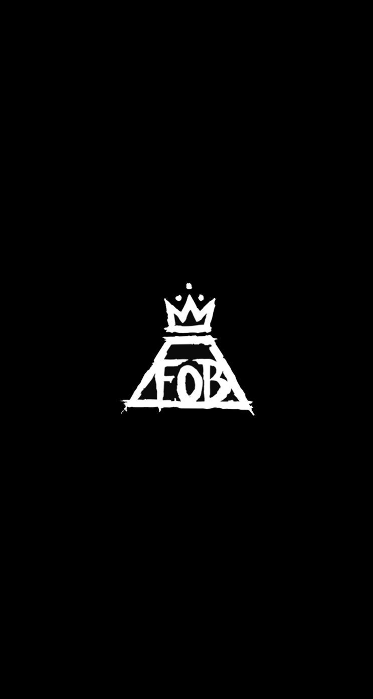FOB Fall Out Boy Logo - FOB again | Fall Out Boy | Pinterest | Fall Out Boy, Fall out boy ...