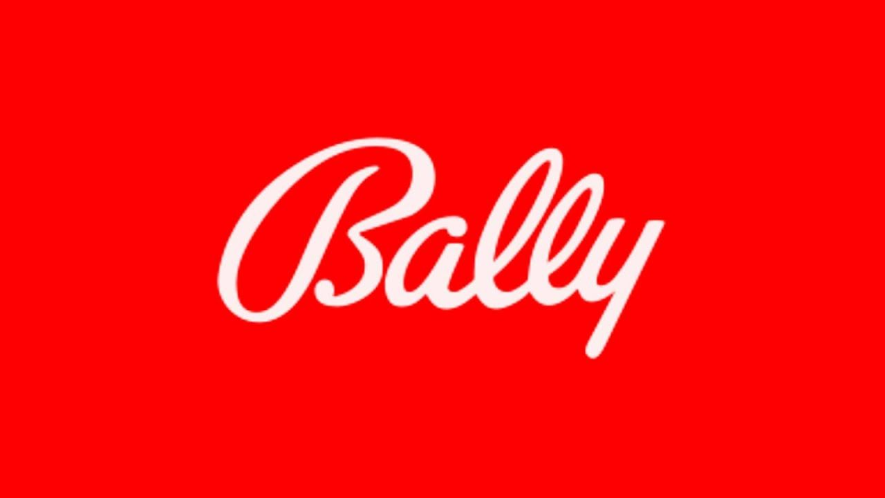 Bally Logo - Bally logo - YouTube
