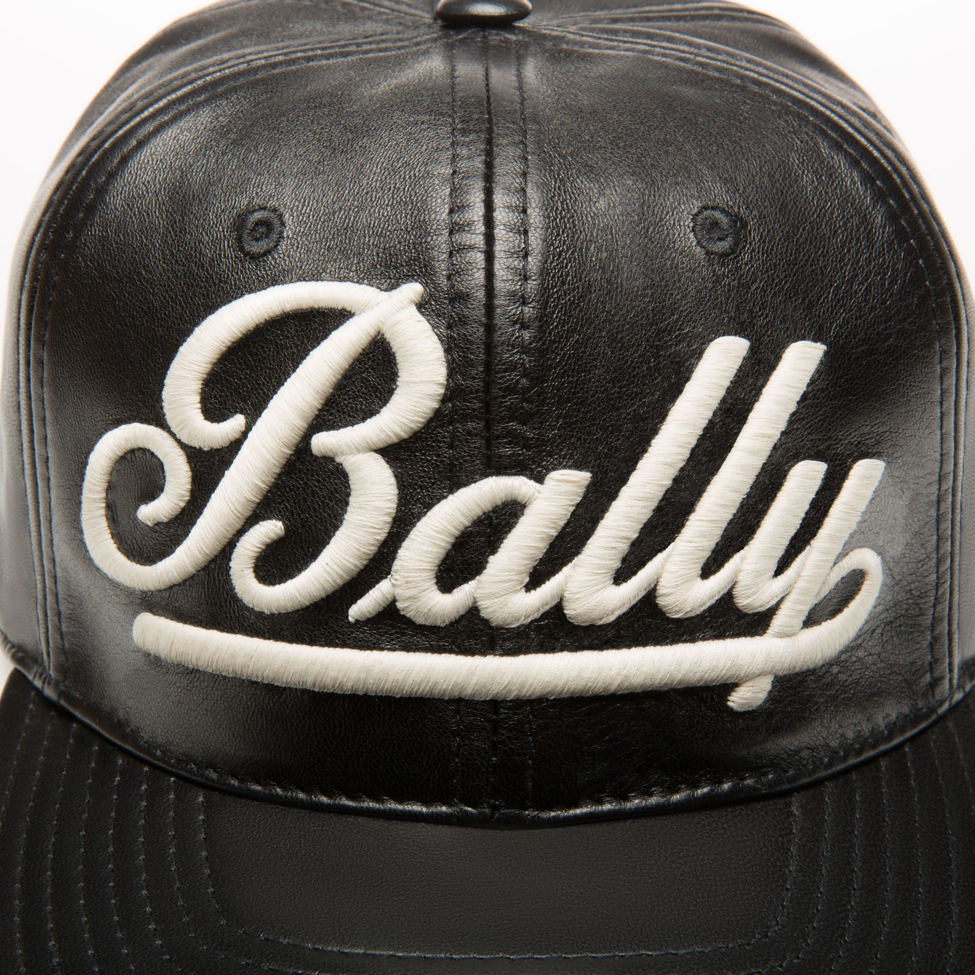 Bally Logo - BALLY LOGO BASEBALL CAP| Men's Hats | Bally