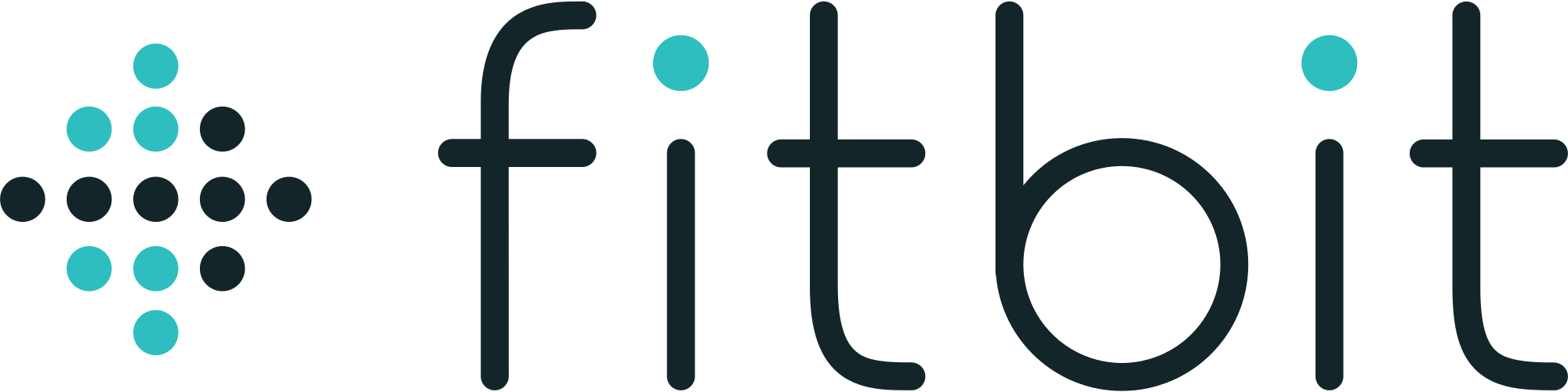 Fitbit Logo - File:Fitbit logo.svg - Wikimedia Commons