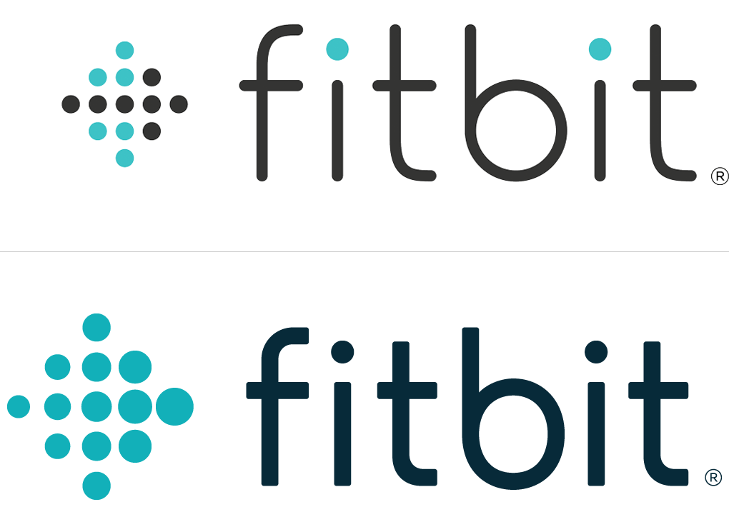 Fitbit Logo - Brand New: New Logo for Fitbit