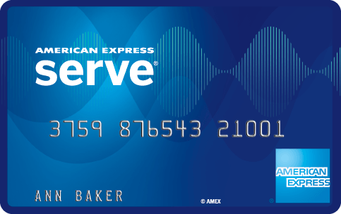 American Express Logo - Reloadable Prepaid Debit Cards | American Express Serve®
