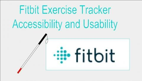 Fitbit Logo - Fitbit Exercise Tracker - Accessibility and Usability Part 2 | Paths ...
