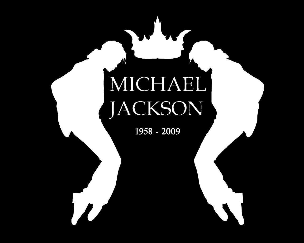 Michael Jackson Black And White Logo Logodix