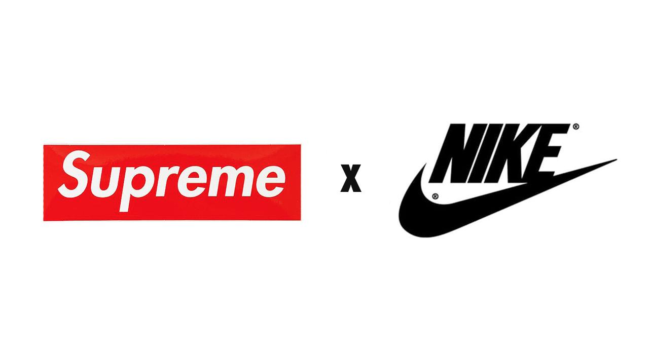 82b12c69fa59 Supreme Nike Logo - Supreme x Nike AF1 1 Mid Said to Cost Below US 200