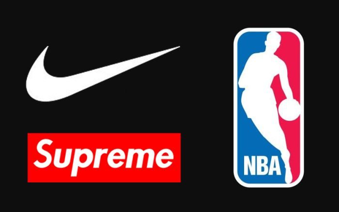aac76bedc92a Supreme Nike Logo - Supreme and Nike Team Up With NBA for Limited-Edition  Sneakers