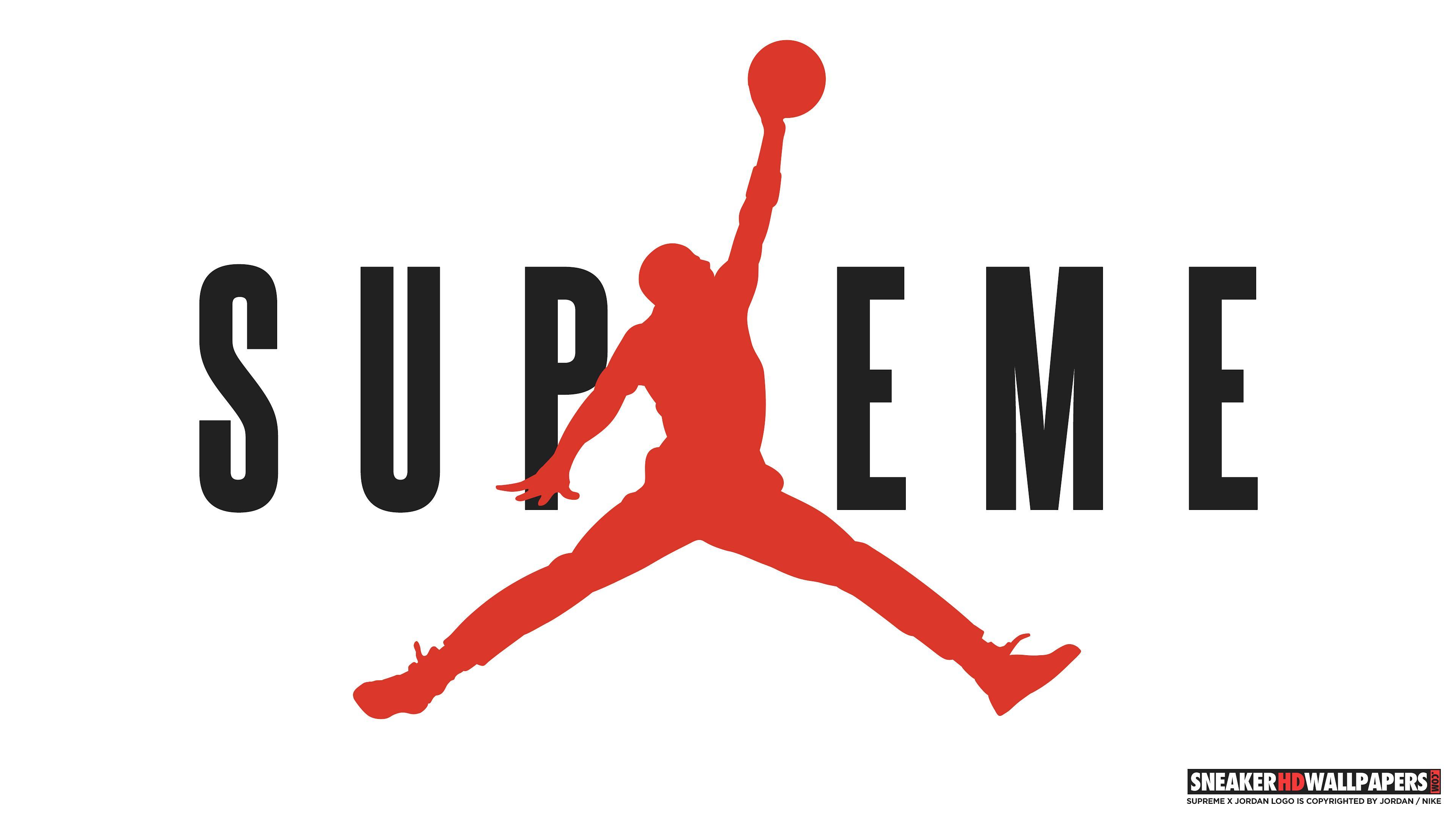 Supreme Nike Logo Logodix
