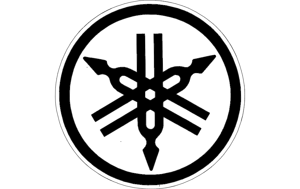 yamaha circle logo logodix yamaha circle logo logodix