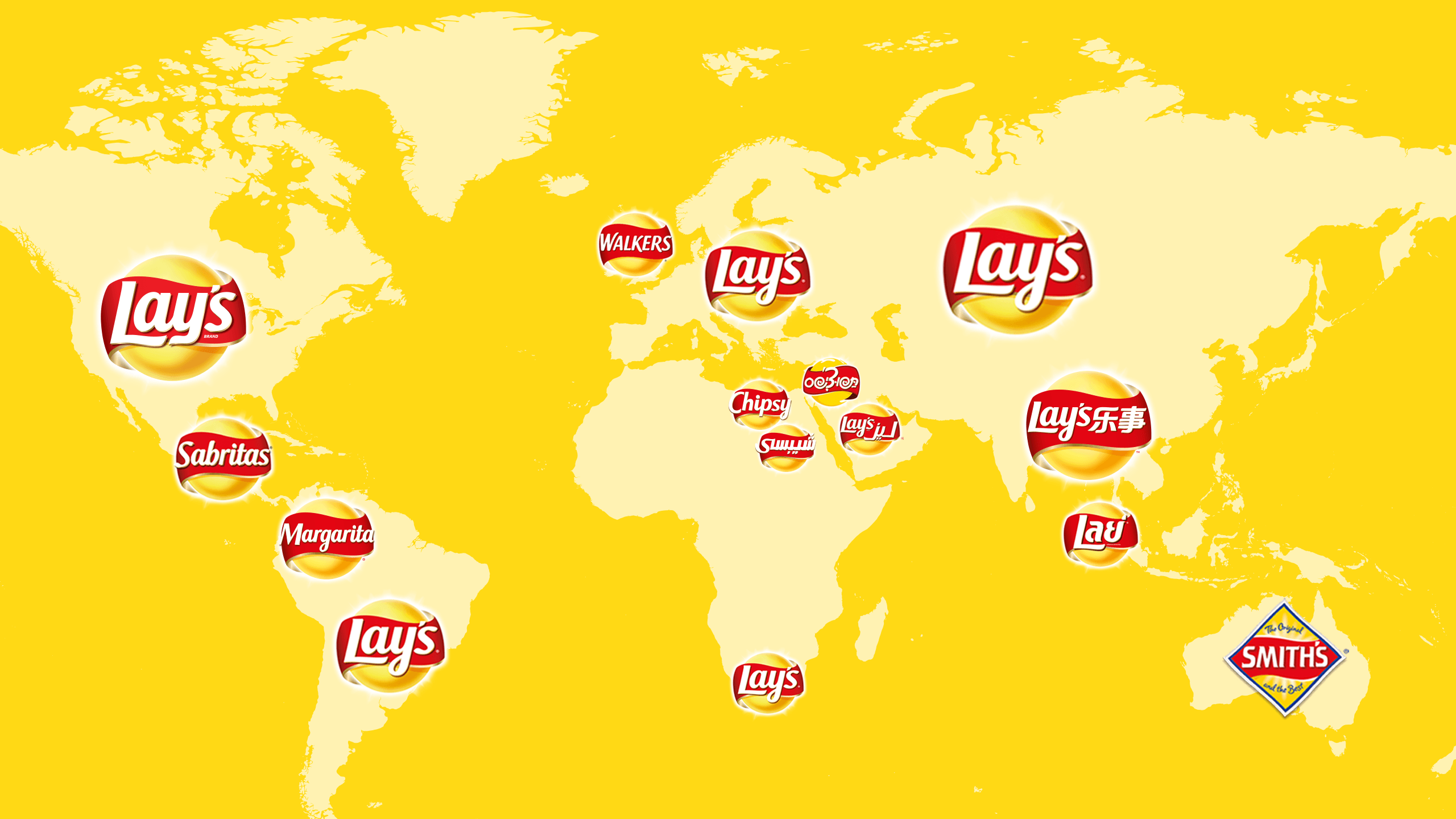 Lay's Logo - Lay's - Design Group Italia