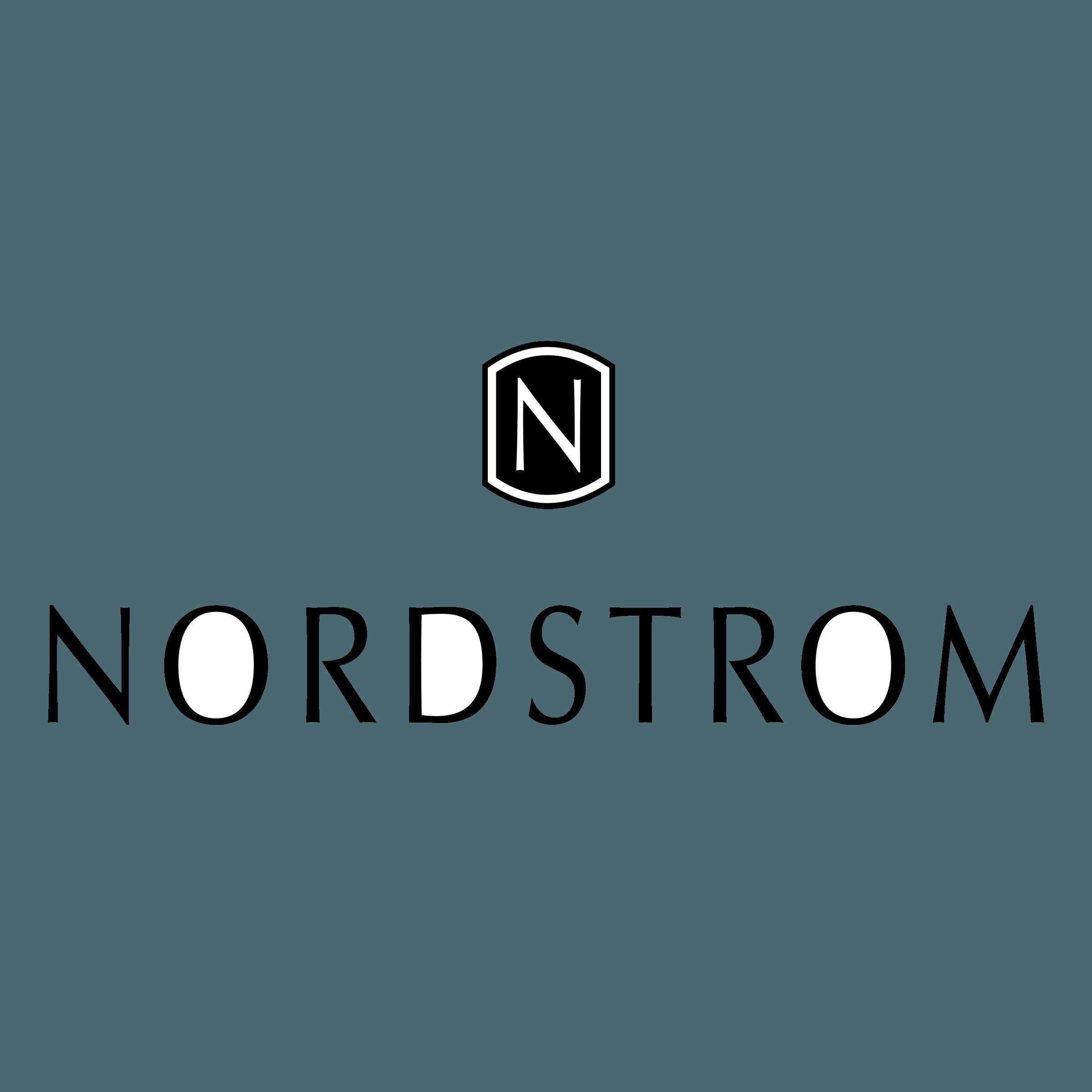 10927190e8f Nordstrom N Logo - Nordstrom Logo PNG Transparent   SVG Vector - Freebie  Supply