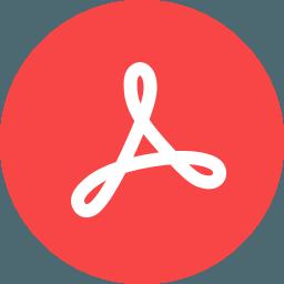 Adobe Acrobat Logo Logodix