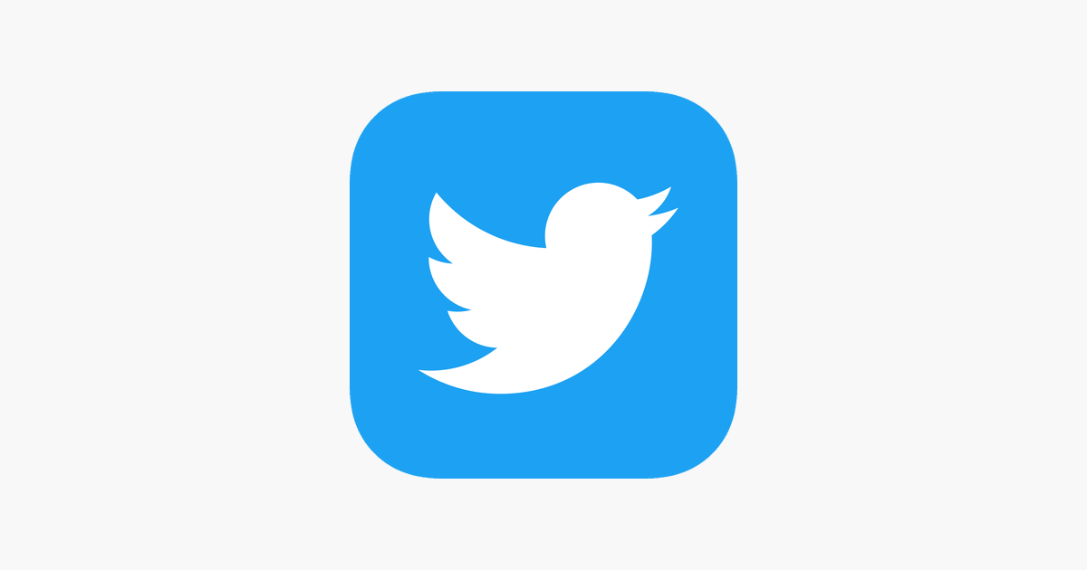 Tweet App Logo - Twitter on the App Store