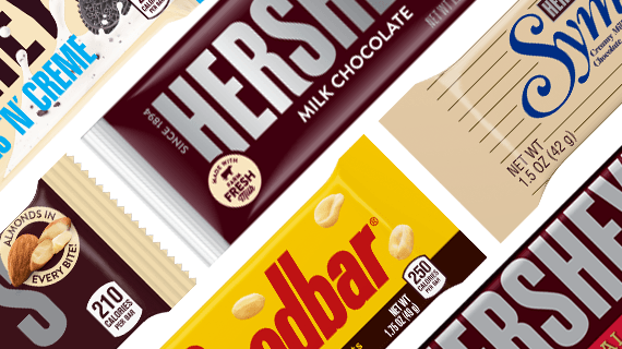 Hershey Logo - HERSHEY'S Chocolate and Candy | Valentine's Candy Ideas