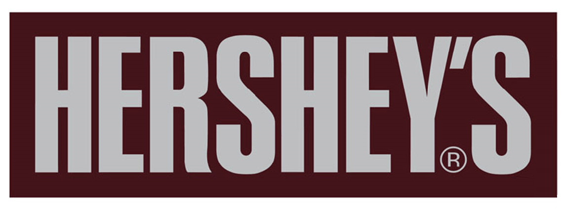 Hershey Logo - Pin by Squeaky Wheel Media on Our Clients | Hershey logo, Logos ...