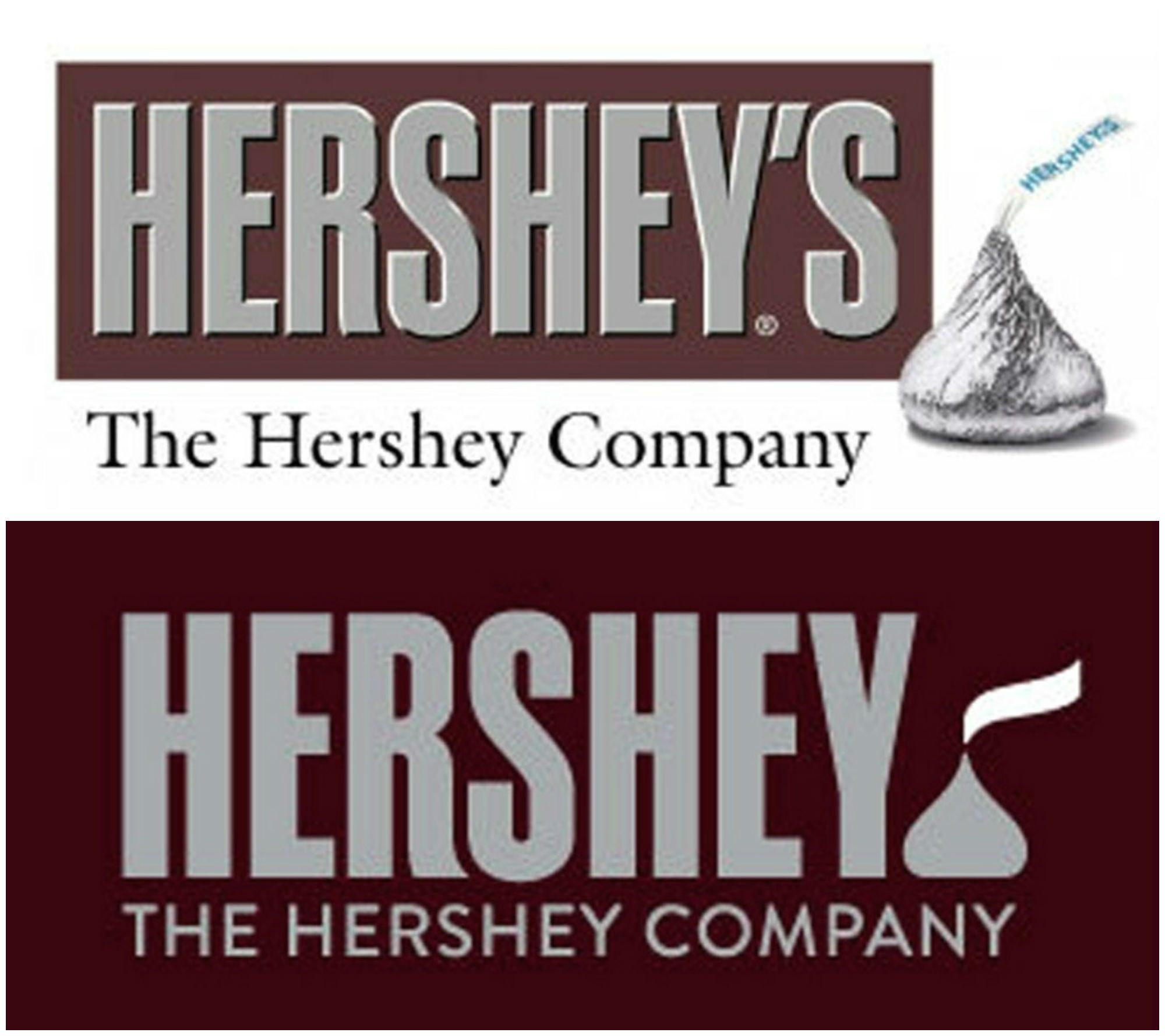 Hershey Logo - Hershey Co. makes changes to its logo | PennLive.com