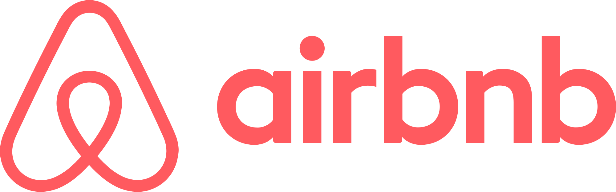Airbnb Logo - File:Airbnb Logo Bélo.svg - Wikimedia Commons