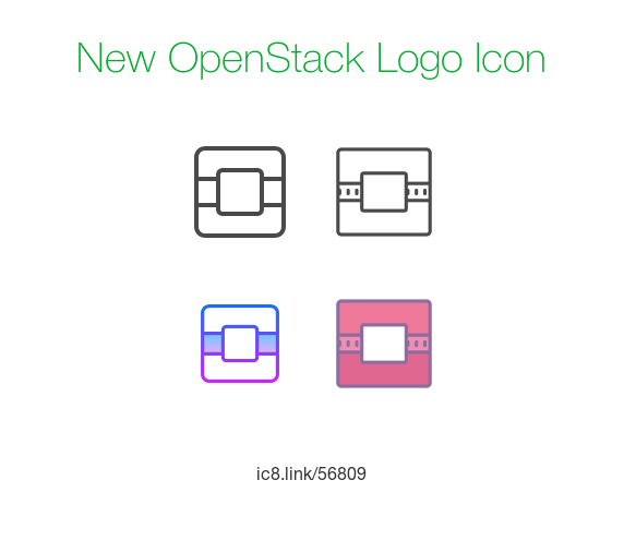 OpenStack Logo - New OpenStack Logo Icon - free download, PNG and vector