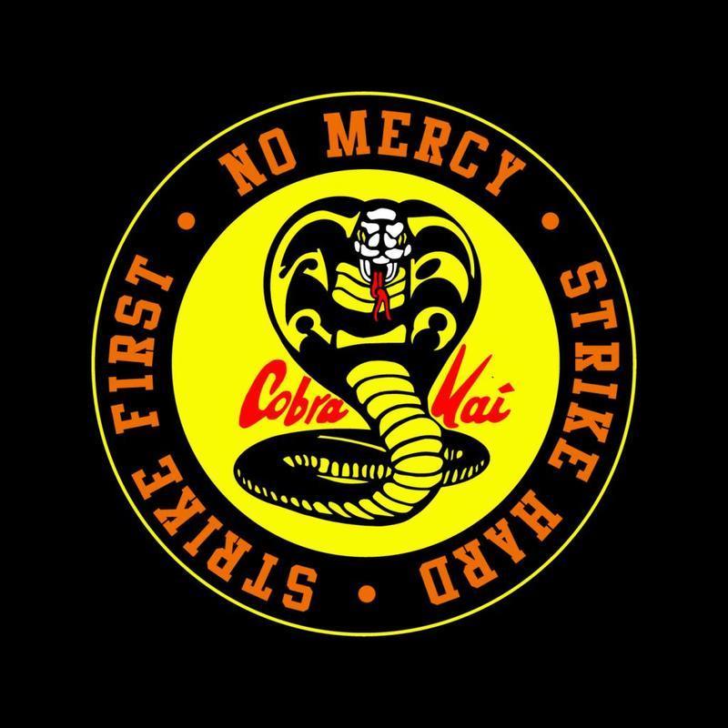 Cobra Kai Logo - LogoDix