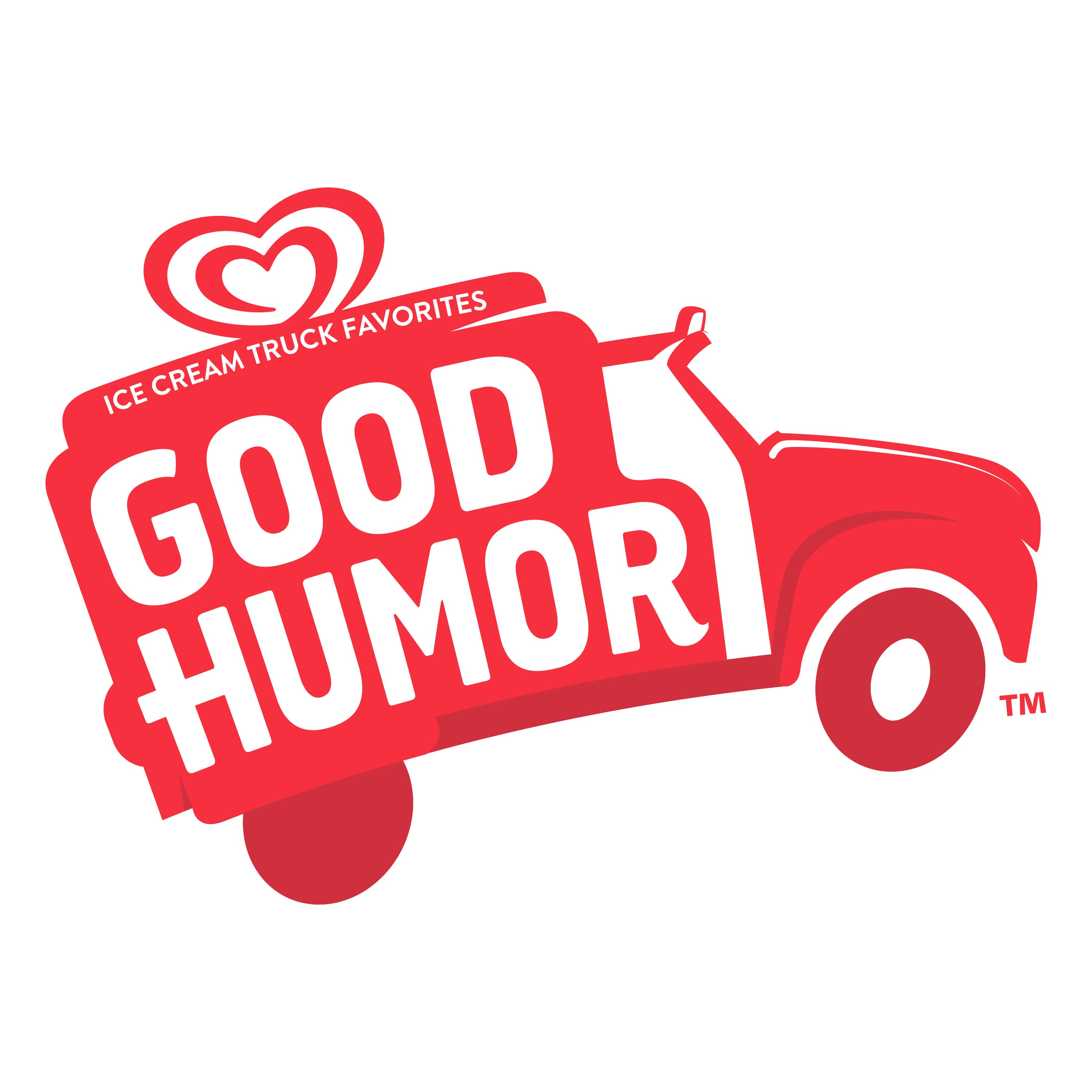 Ice Cream Heart Logo - Good Humor: Ice Cream Novelties & Treats