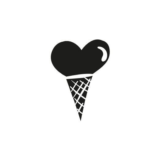 Ice Cream Heart Logo - ice cream png image | Royalty free stock PNG images for your design
