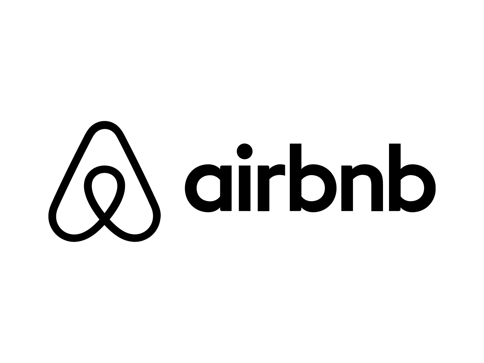 Airbnb Logo - Airbnb Logo PNG Transparent & SVG Vector - Freebie Supply