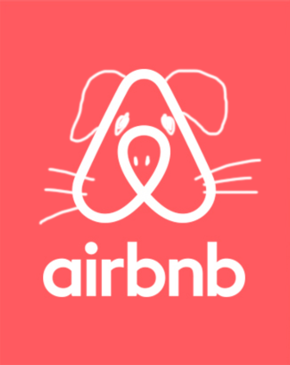 Airbnb Logo - Airbnb Logos' Tumblr Pokes Inappropriate Fun at Company's New Logo