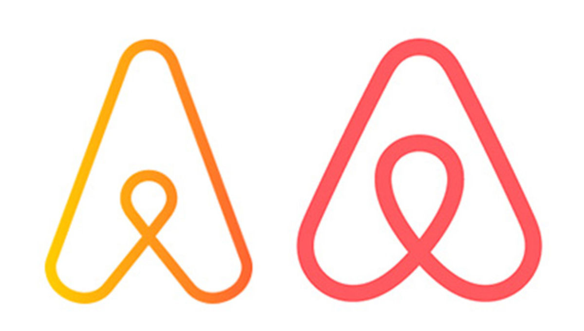 Airbnb Logo - Did Airbnb, Medium, Beats, and Flipboard Rip off Their Logos?