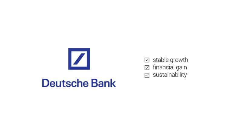 Deutsche Bank Logo - Top 10 Bank Logos - The Best of Banks Branding Design