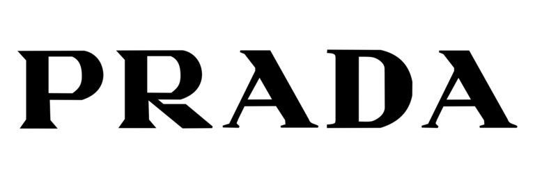 Prada Logo - Color Prada Logo | All logos world | Logos, Prada, World