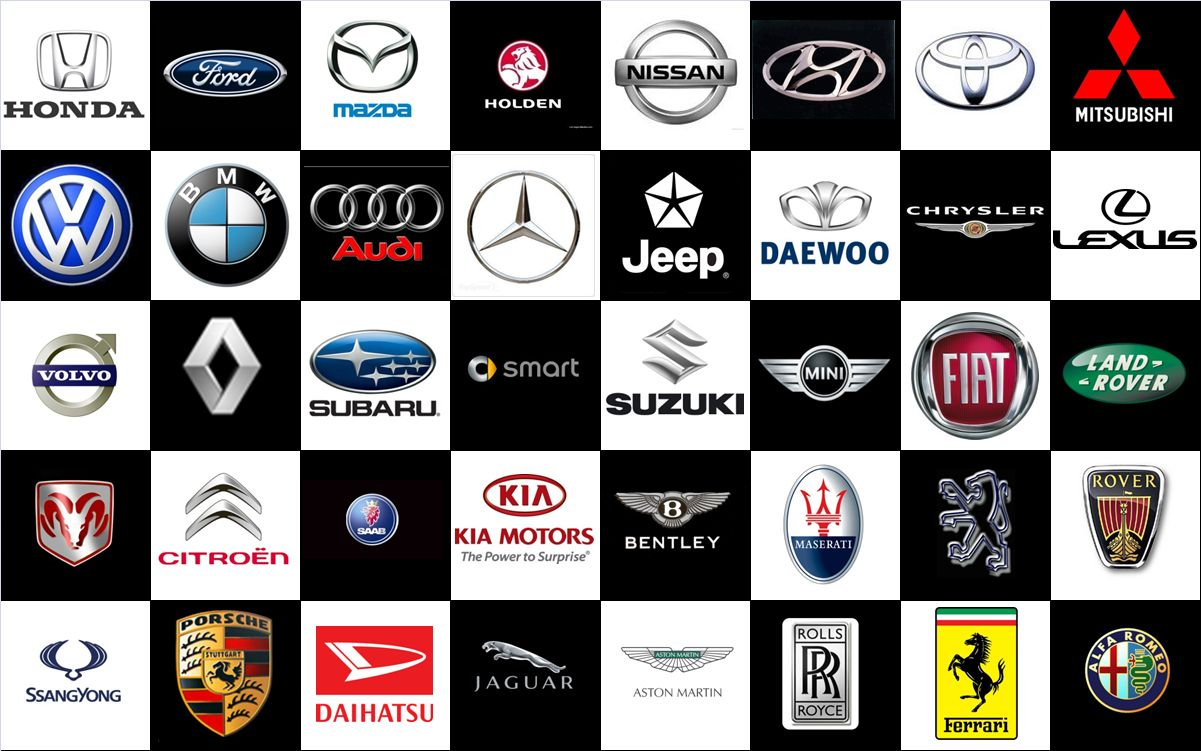 Exotic Car Logo - Exotic Car Names – Trend Wallpapers