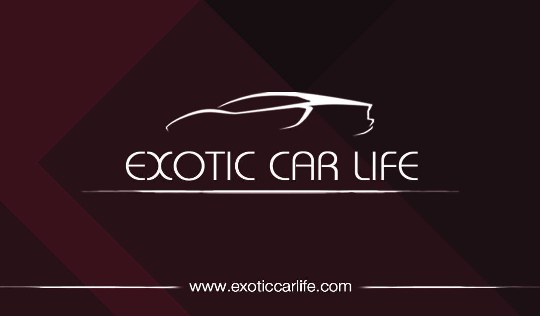 Exotic Car Logo - About Me