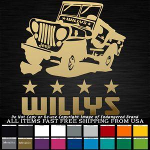 Old Willys Logo - LogoDix