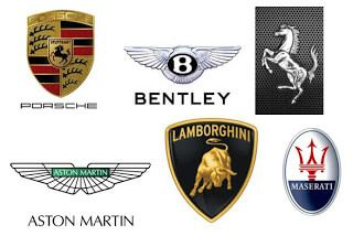 Exotic Car Logo - exotic-car-logos – Active Euroworks