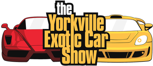Exotic Car Logo - THE YORKVILLE EXOTIC CAR SHOW - Home
