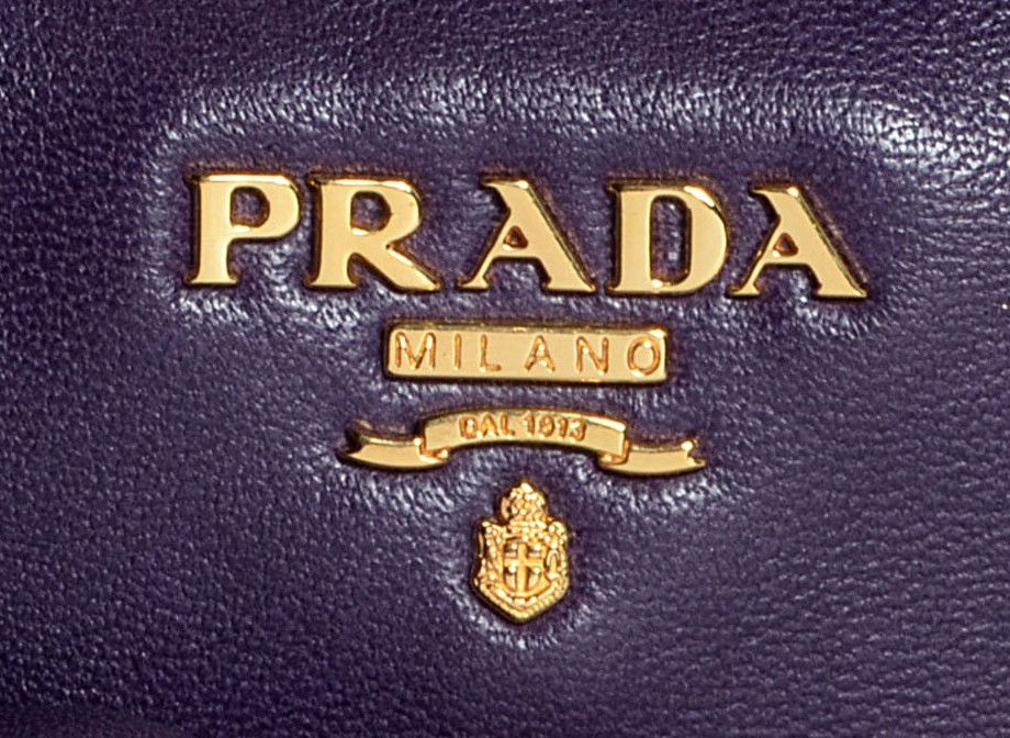Prada Logo - Prada Bag Authentication Using Logos | Lollipuff