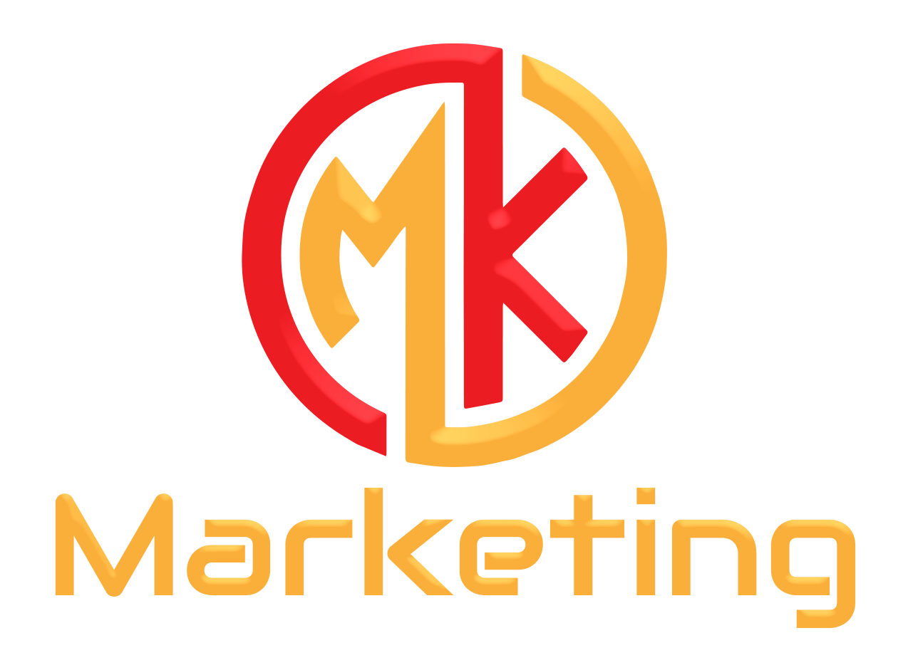 MK Logo - Logo's - MK Marketing Services | Social Media and Website Design by ...