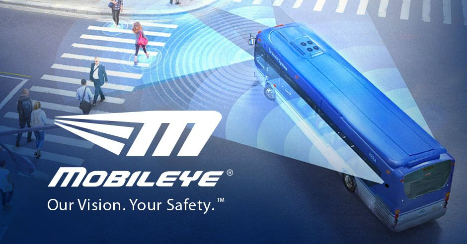 Mobileye Logo - The Most Advanced Technology On The Road | Mobileye