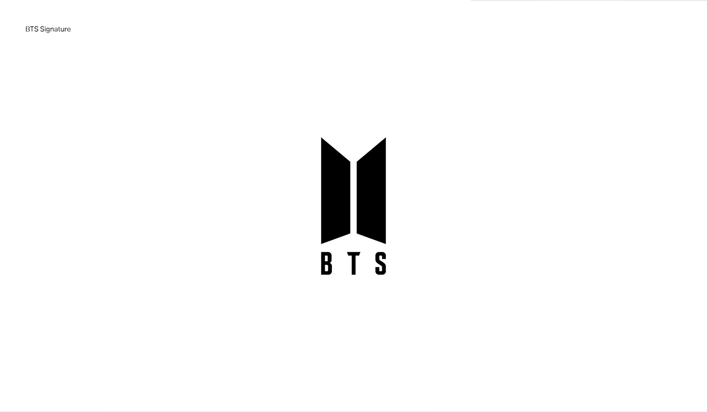 BTS Logo - BTS Brand eXperience Design Renewal on Behance