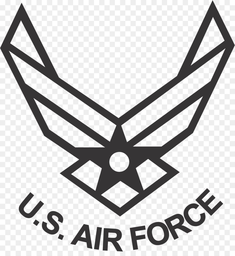Black and White Air Force Logo LogoDixU.s. Air Force Logo Black And White