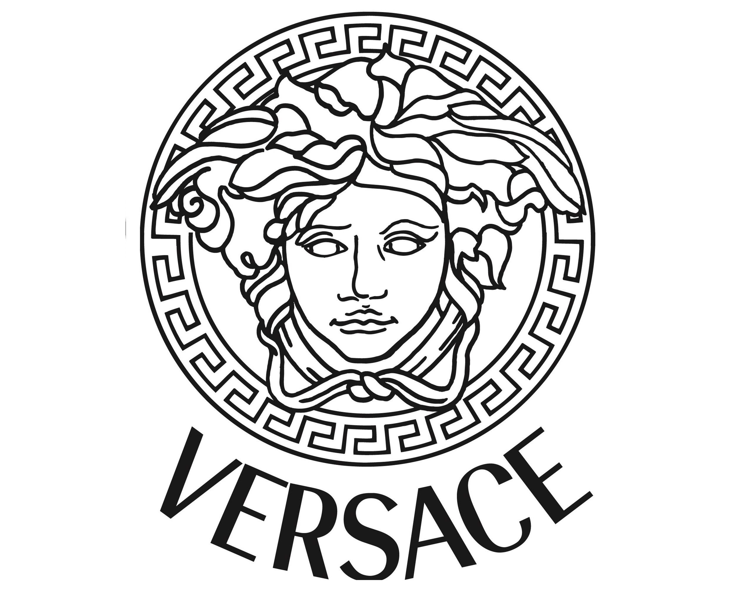 Versace Logo - What does the Versace logo mean? Who designed it? - Quora