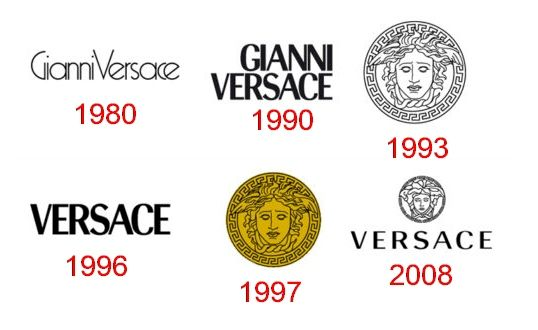 Versace Logo - The History of Versace and Their Logo Design