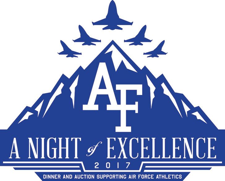 USAFA Logo - Falcon Pride Club announces `A Night of Excellence' - Air Force ...
