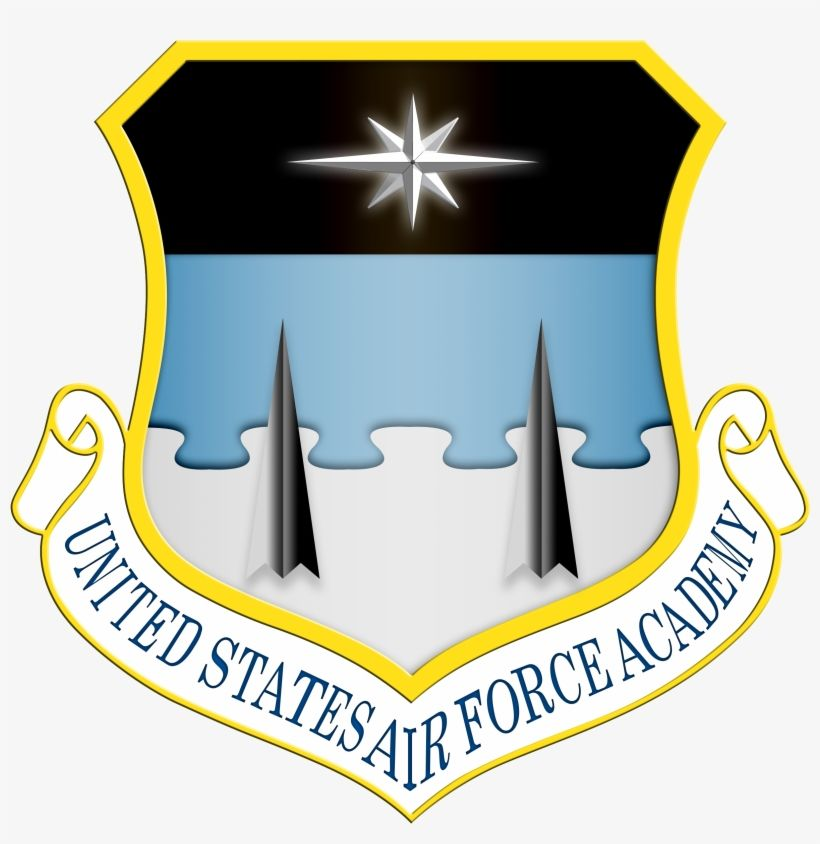 USAFA Logo - Air Force Falcons Logo Png - United States Air Force Academy Shield ...